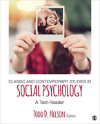 Nelson Todd D. Edt-classic And Contemporary Studies In Social Psychol Book Neu