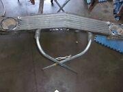 1964 Buick Skylark Special Sport Wagon Front Metal Grill With Headlight Assembly
