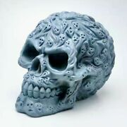 Silicone Cake Mold Halloween Skull Mould Baking Chocolate Decorating Tool 3d Diy