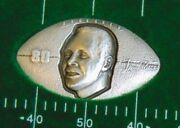 Jerry Rice San Francisco 49ers 999 Fine Silver Round Highland Mint Coin 1 / 7500