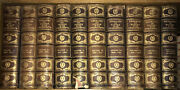 Leather Set Messages Papers Of The Presidents Andmdashcomplete History Massive 1904