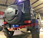 Carbon Spare Tire Wheel Holder Carrier For Mercedes Benz W463 G Class 4x4 G550