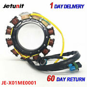 Stator For Mercury Outboard 398-858404t3 398-818535a15/a17/a18 398-832075a3 ...