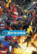 X Of Swords By Jonathan Hickman New