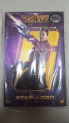 Hot Toys Mms 255 Guardians Of The Galaxy Star-lord Chris Special Version New
