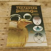 Treasures Of Very Rare Depression Glass Identification And Value Guide 2003