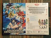Vividred Operation Complete Collection Dvd Set Season 1 Anime Series Oop New