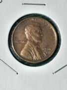 1914s Lincoln Wheat Cent Semi Key Date 1914s Wheat Cent For The Book Collector