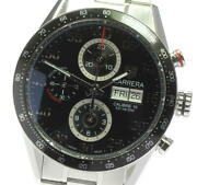 Tag Heuer Carrera Cv2a10.ba0796 Day-date Chronograph Auto Menand039s Watch_608983