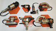 Rare Lot Vintage Black And Decker Store Display Heavy Duty Tools Advertising