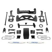 For Ford F-150 04-08 Fabtech 6 X 6 Basic Front And Rear Suspension Lift Kit