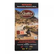 Butler Motorcycle Maps Nevada Backcountry Discover Route Dual Sport Map 978-0-9