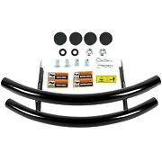Front Black Bumper Lawn Tractor Frontal Protection For John Deere 100 Series