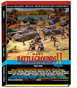 Marx Battleground And Wwii Playsets 2 1964 - 1984 Soft Cover By Russell S. Kern