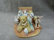 Cherished Teddies... Christopher 950483 Old Friends Are The Best Friends