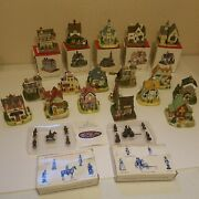 Americana Colorado Liberty Falls 1992 And 1997 Collection Set Of 17 Buildings