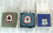 Brotherhood Of Carpenters And Joiners Union 35 + 45 + 30 Yr Service Enamel Lapel