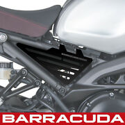 Barracuda - Yamaha Xsr900 Side Panel Covers - Alloy Black - Pair - Ymt9500-17