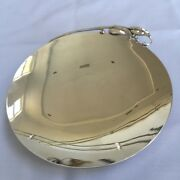 Reed And Barton Sterling Silver Vintage Art Nouveau Plates Set Of Four Fabulous