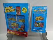 Topps Wacky Packages Contains 10 Erasers And 49 Stickers