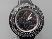 Regalo Rg6005 Menand039s Quartz Watch Used From Japan With Box
