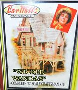 Bar Mills S Scale 0963wicked Wanda's Complete Craftsman Kitsealed Nibt104