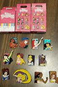 Disney Pin Princess Collection Complete Set Mystery Box Pins Free Ship