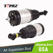 2pcs New For Land Rover Discovery Rear Air Suspension Air Strut Lr3 Lr4 05 - 14