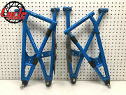 Polaris Ranger Factory Oem Upper And Lower A Arms Complete Set With Ball Joints