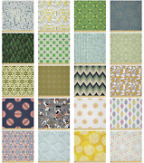Ambesonne Abstract Theme Microfiber Fabric By The Yard For Arts And Crafts