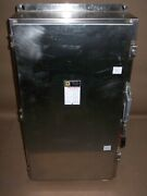 Square D H365ds 400 Amp 600v Fusible Safety Switch Disconnect Stainless Steel