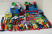 Thomas The Tank Engine And Friends Toys, Models And Railway Series Books Selection