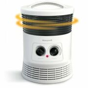 Honeywell Hhf360w 360 Degree Surround Fan Forced Heater - White - Free Shipping