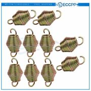 Brake Pedal Return Springs Replacement For Club Car Electric Golf Cart 5 Pairs