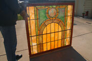 Beautiful Stained Glass Window Panel - Local Pickup Only - Kenosha Wi - Reduced