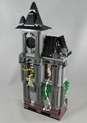 Lego Super Heroes 10937 Arkham Asylum Breakout Right Section Jail Cell Building