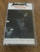 Good Morning Vietnam Movie Soundtrack Cassette Tape. Play Tested Without Flaw