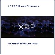 Ripple 25 Xrp Mining Contract 1 Hour | Get 25 Xrp Guaranteed