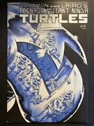 Tmnt 2 1st Print 1984 Signedeastman And Laird Letter Psa/dna Pls See Cover