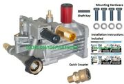 Power Washer Pump Kit For Honda And Excell Xr2500 Xr2600 Xc2600 Exha2425 Xr2625