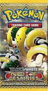 Pokemon Trading Card Game Black And White Next Destinies Booster Pack [10 Cards]