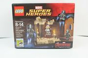 Sdcc 2015 Exclusive Lego Throne Of Ultron Marvel Avengers 6590