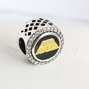 Pandora Disney Parks Exclusive Star Wars May The Force Be With You Charm + Box