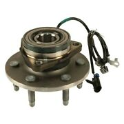 For Chevy Astro 03-05 Wheel Bearing And Hub Assembly Genuine Gm Parts Front
