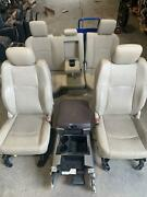 12 13 14 15 16 17 18 Dodge Ram 2500 3500 Tan Leather Seats Front Rear Console