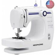 Meephong Portable Sewing Machine For Beginners And Kids, Mini Household Small