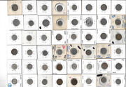 Lot Of 187 Foreign Silver Coins Spanish 1915-1968 Many Uncirculated. Nice