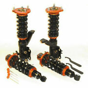 Ksport Coilovers Suspension Kit For Skyline Gtt Rb25det Neo 6 R34 2d 4d