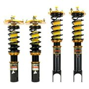 For Mitsubishi Lancer 08-17 Coilover Kit 0-3 X 0-3 Gravel Rally Front And Rear