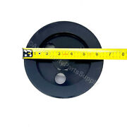 Rhino Breeze Double Belt Pulley 00775010 W/ 25mm Bore For Fm 60, Free Shipping